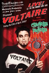 Highlight for Album: Voltaire and Creature Feature
